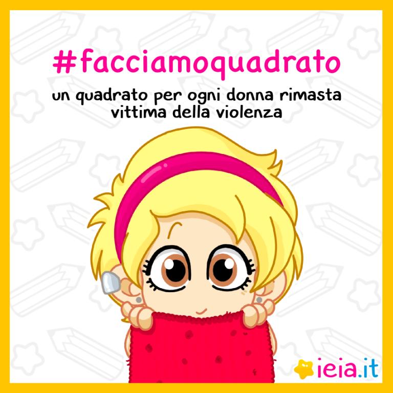 #FACCIAMOQUADRATO